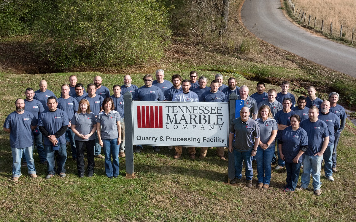 Tennessee Marble Company Celebrating 20 Years of Business