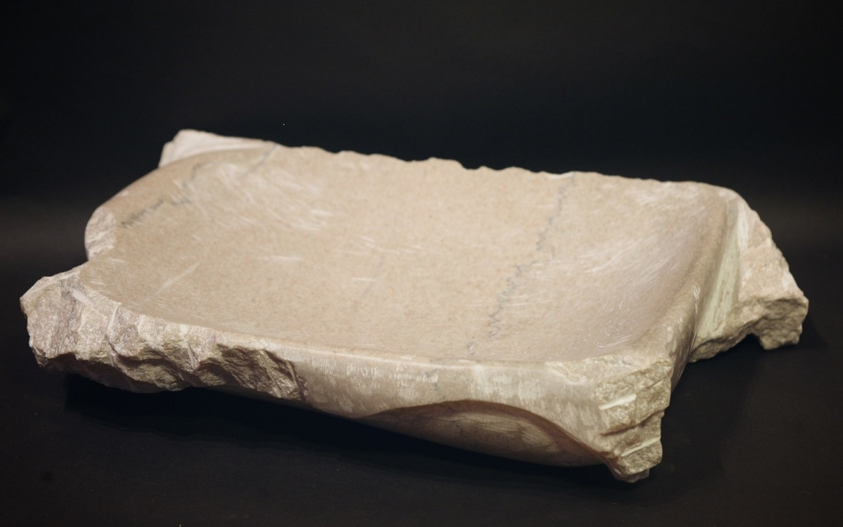 """Tennessee Pink Marble - 13"""" x 8"""" x 4.5"""""""