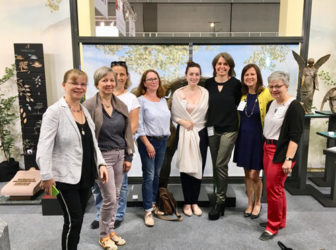 Women in Stone in Germany, a GREAT Success!